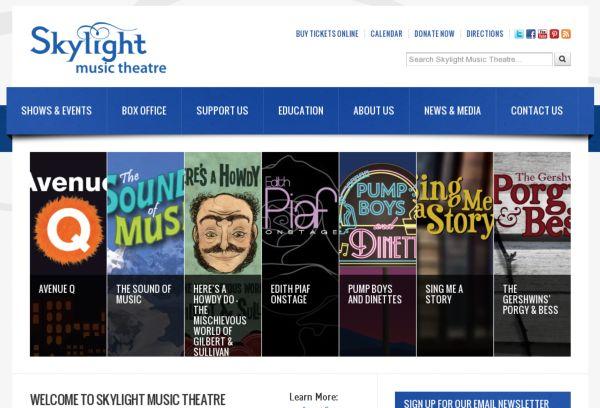 Skylight Music Theatre