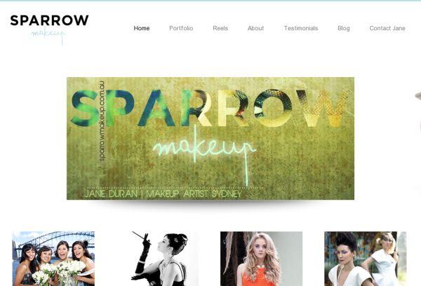 Sparrow Makeup | Makeup Artist Sydney