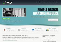 Steeze Lab Web Design