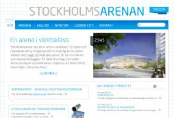 The Stockholm Arena