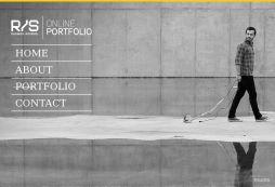 Rasmus Svingel online portfolio