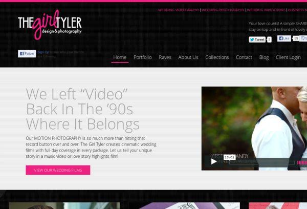 The Girl Tyler: Design & Photography
