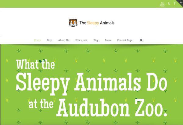 The Sleepy Animals