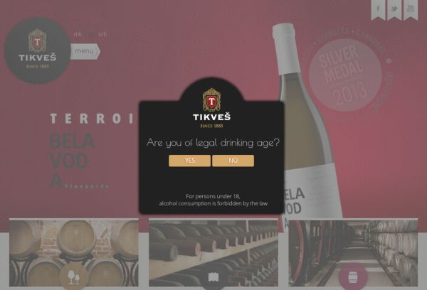 Tikves Winery