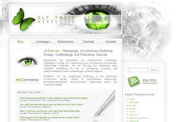 ulf-theis.de - WebDesign