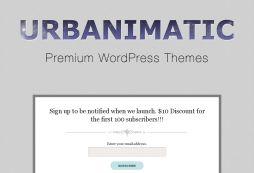 Urbanimatic -  Premium WordPress Themes