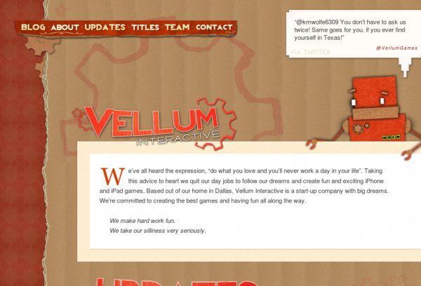 Vellum Interactive