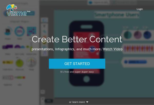 Visme - Create the Best Content