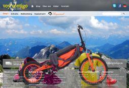 Voy Contigo - Ich gehe mit dir! - Outdoor Equipment aus Freiburg