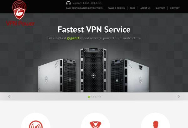 VPN Power