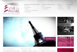 Vue du Phare Production Audiovisuelle