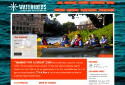 Wateriders: Chicago Kayak Tours and Rentals