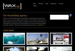 Wax Up, The Boardriding Agency