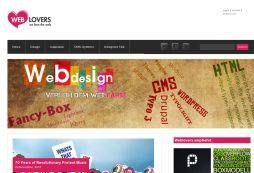 Weblovers - We love the Web