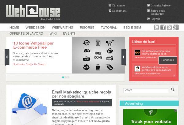 Webhouse: La casa del web