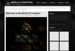 World Of Creatives