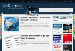 WordPress Recipes