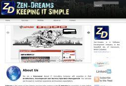 Zen-Dreams - Keeping IT Simple