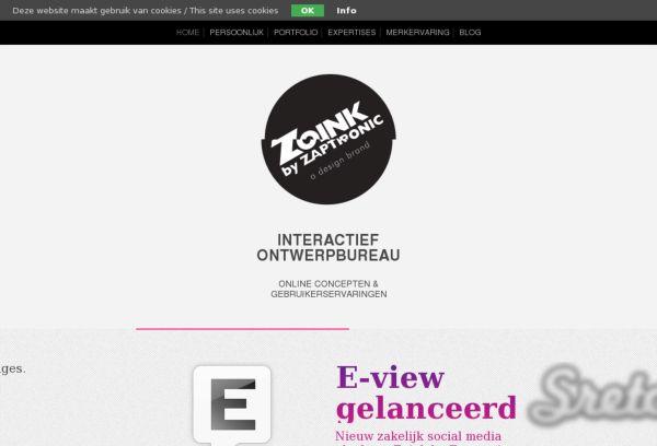 Zoink by Zaptronic